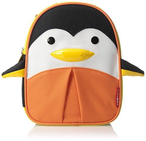 Skip Hop Zoolunchies Zainetto per Pranzo, Pinguino