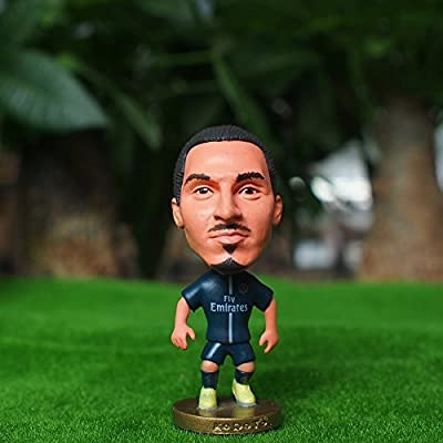 PSG Zlatan Ibrahimovic #10 Toy Figure 2.5