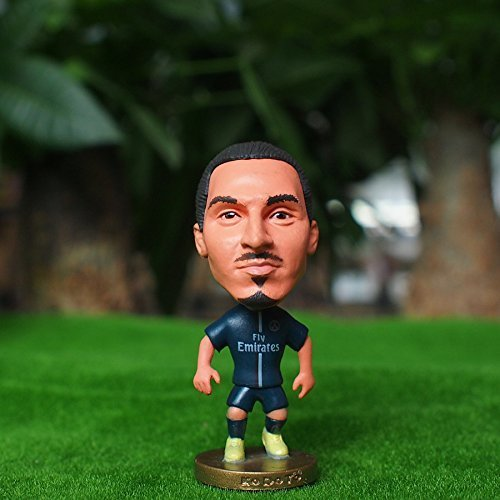 PSG Zlatan Ibrahimovic #10 Toy Figure 2.5 - 1