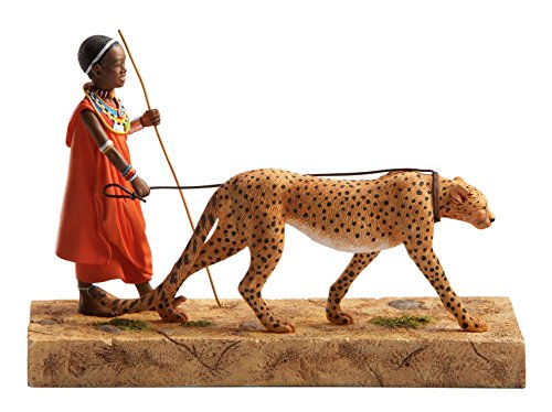Lenox Thomas Blackshear Cheetah Walker Collectible Figurine