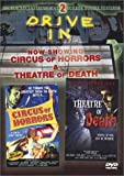 echange, troc Circus of Horrors & Theatre of Death [Import USA Zone 1]