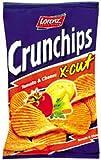 ローレンズ クランチップスX-cut トマトチーズ 85g×12袋