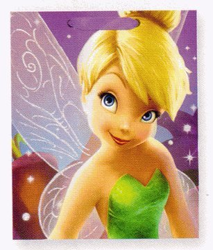 Tinkerbell Medium Gift Bag (Single)
