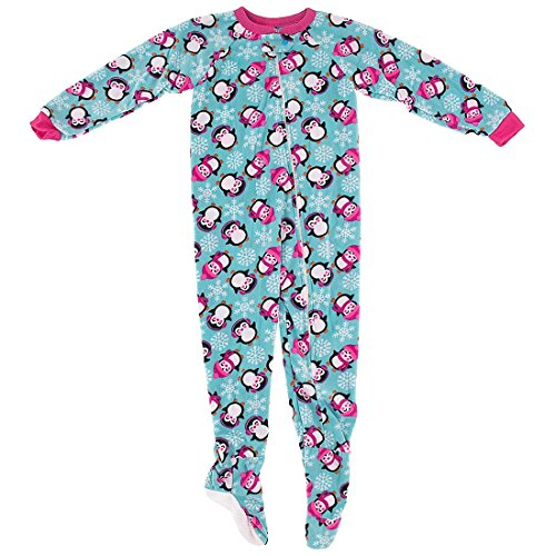 Kids Pajamas With Feet front-842991