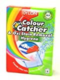 Dylon Colour Catcher & Oxi Stain Removal Hygiene (6 sachets)