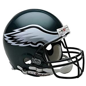 Eagles Riddell NFL Pro Line Authentic Helmet by Riddell