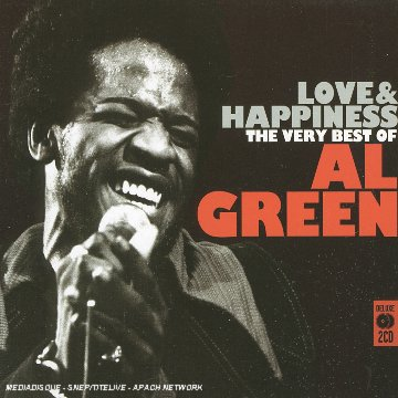 Al Green - Love & Happiness: The Best of Al Green Disc 1 - Zortam Music
