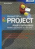 Microsoft Project pour l'entreprise