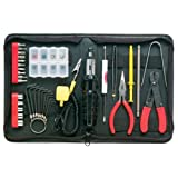 Belkin 36-Piece Demagnetized Computer Tool Kit  with Case (Black) ~ Belkin