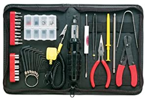 Belkin 36-Piece Demagnetized Computer Tool Kit  with Case (Black)
