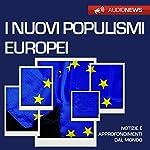 I nuovi populismi europei | Emilio Crippi