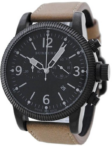 Burberry - Men's Watches - Burberry Endurance - Ref. BU7809