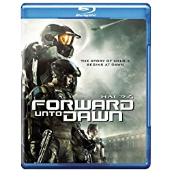 Halo 4: Forward Unto Dawn [Blu-ray]