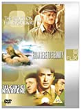 The Bridge On The River Kwai / Guns Of Navarone / From Here To Eternity [DVD] [1957]