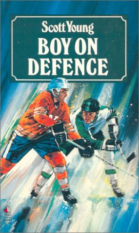 Boy on Defence (Hockey Stories)