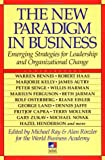 img - for The New Paradigm in Business (New Consciousness Reader) book / textbook / text book