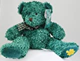 Russ Ferguson Green Teddy Bear Plush Toy - St. Patrick s Day