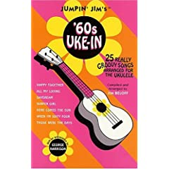 Jumpin Jims 60s Uke-In: Ukulele Solo (Paperback)