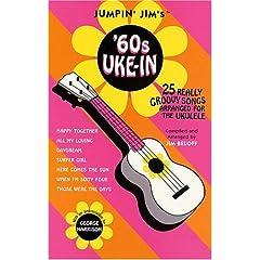 Jumpin Jims 60s Uke-In: Ukulele Solo (Paperback)