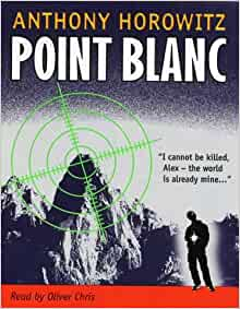alex rider point blanc book report
