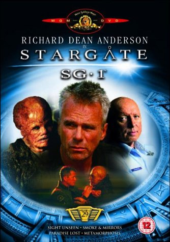 Stargate SG-1: Season 6 (Vol.29) [DVD]
