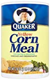 Quaker Yellow Corn Meal 680 g (Pack of 3)