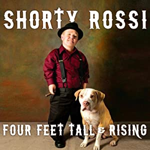 Four Feet Tall & Rising Audiobook
