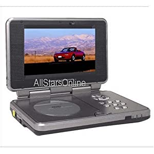 Venturer PVS62Port. dvd player dual widescreen