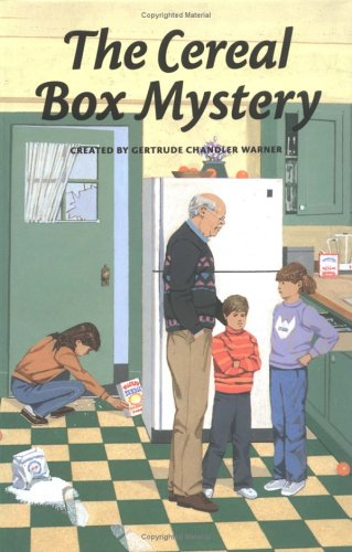 The Cereal Box Mystery (Boxcar Children Mysteries)