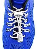 Des lacets élastiques,