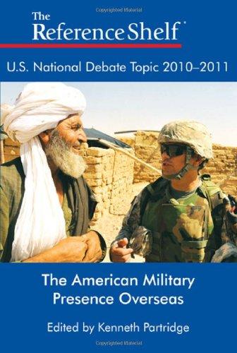 Reference Shelf: American Military Presence Overseas