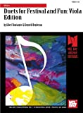 img - for Duets for Festival and Fun: Viola Edition: Viola book / textbook / text book