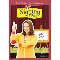 Signing Time Series 1 Vol. 10 - My Day