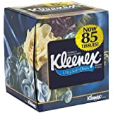 Kleenex Ultra Facial Tissue, Upright, White (85 Tissues)