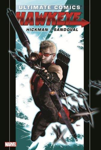 Ultimate Comics Hawkeye By Hickman Prem HC