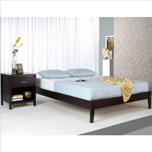 Contemporary King Size Beds 1346 front