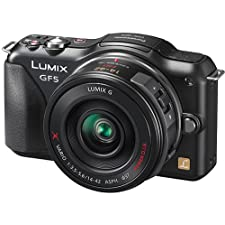 Panasonic Lumix DMC-GF5, 12 MP