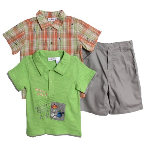 Newborn Boys Outfits back-415912