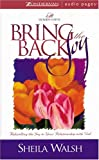 Bring Back the Joy: Rekindling the Joy in Your Relationship (0310260132) by Walsh, Sheila