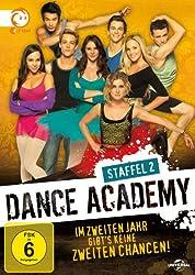 Dance Academy - Tanz Deinen Traum! Staffel 2 [5 DVDs]