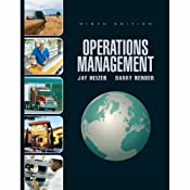 VangoNotes for Operations Management, 9/e | [Jay Heizer, Barry Render]