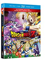 Dragon Ball Z: Battle of the Gods (Extended Edition) (Blu-ray/DVD Combo) from Funimation