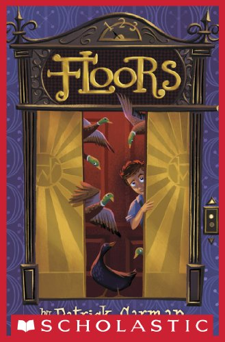 Kids on Fire: The Floors Trilogy of Chapter Books