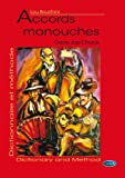 Boustani Lou Les Accords Manouches Guitar Book French