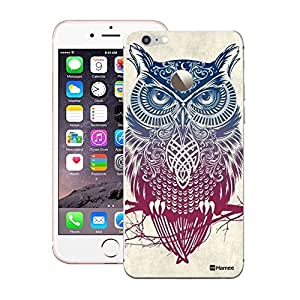 Customizable Hamee Original Designer Cover Thin Fit Crystal Clear Plastic Hard Back Case For Coolpad Max (ethnic owl)