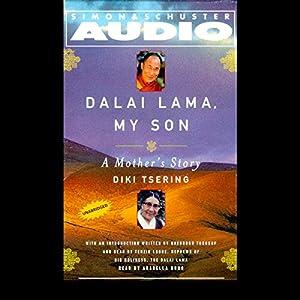 Dalai Lama, My Son Audiobook