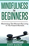 Mindfulness: Maximizing The Moment By Living In The Present Moment (Zen Buddhism For Beginners, Meditation For Beginners, Mindfulness For Beginners, Live In The Present Moment, Stress Reduction)