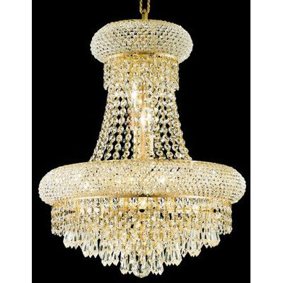 Elegant Lighting Primo 20-Inch High 8-Light Chandelier