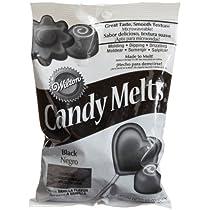 Wilton Black Candy Melts 10-Ounce