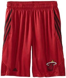 NBA Miami Heat Mens Spring 2013 Jam Short by adidas